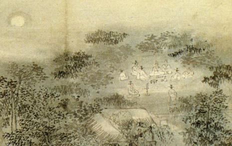 더위 찌는 밤... 사람 아찔하게 한 김홍도의 그림