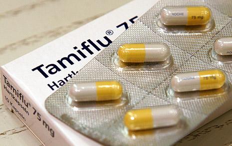 독감과 타미플루  연구 결과 살펴보니...