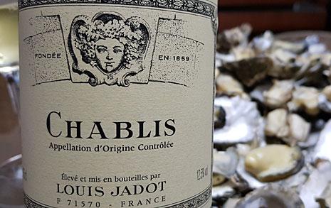 부싯돌 맛 나는 와인? 굴과 함께 먹는 '샤블리'는 환상적