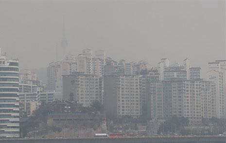 """박원순 """"미세먼지 50~60%가 중국 영향""""... 사실일까"""