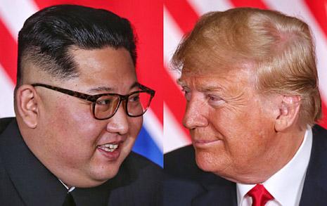 """""""트럼프, 김정은에 친서""""... 최선희는 스웨덴으로"""