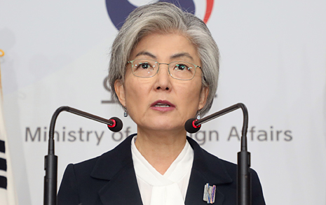 """강경화 """"올해 비핵화·평화정착에 획기적 진전 이룰 것"""""""