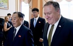 """CNN """"북한 김영철 17일 워싱턴 방문... 폼페이오 만날 듯"""""""