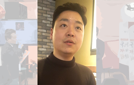 """한국당 '이변'의 주인공, """"오디션 키즈""""를 만나다"""