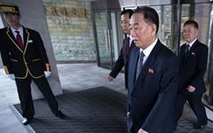 북한 김영철 워싱턴 도착, 2차 북미회담 확정되나