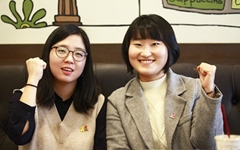 '세월호 침묵행진' 용혜인이 노동당 후보 나선 이유