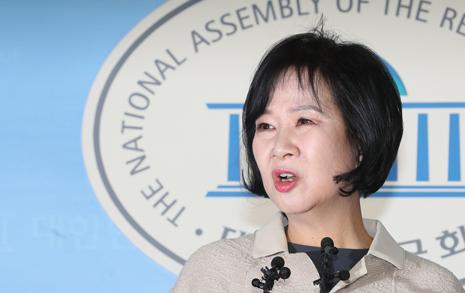 """탈당 선언한 손혜원 """"제 인생 걸겠다"""""""