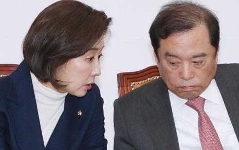 손혜원 총공세 나선 한국당... 괴벨스에 타짜 대사까지 동원