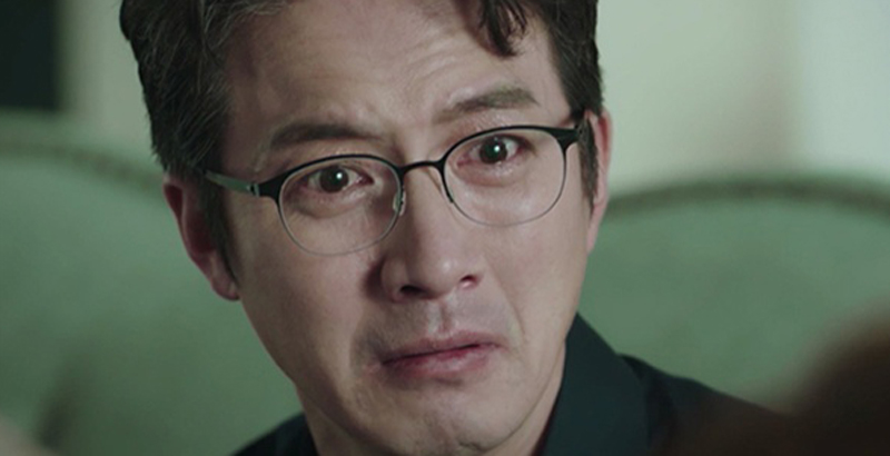 울부짖는 'SKY 캐슬' 강준상... 가슴 찌른 그의 한마디