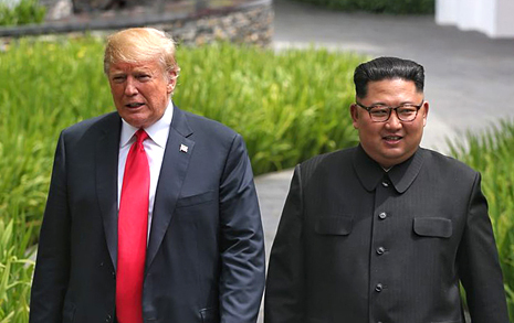 'ICBM 폐기-핵 동결'로 북미 비핵화 가닥잡나?