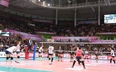 여자배구 아시아선수권... 35년 만에 '1만 관중' 모을까