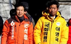 '창원성산' 진보진영 여영국-손석형 후보, 정책 쏟아내