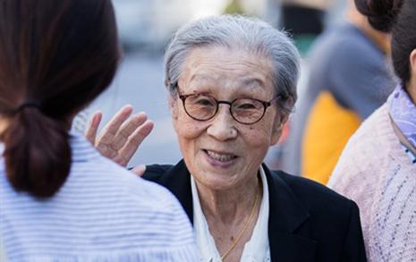 이 일이 계속되기를, 김복동 할머니는 소망할 것이다