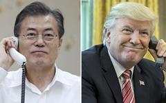 한미 정상, 다음주 전화통화, '하노이회담' 대응방향 등 논의