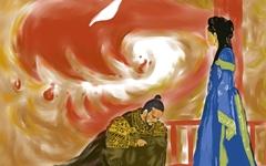진덕여왕, 김유신을 압도한 카리스마