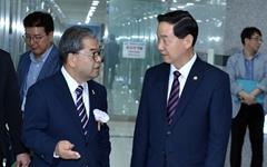 김상곤, 경기교육청으로 귀환... 교육연구원 이사장으로