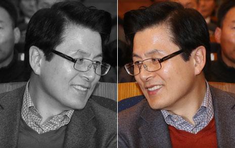 2년만에 드러난 '미스터 법질서'의 두 얼굴