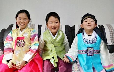 북한 무서워 기도하던 아이가 이렇게 달라졌어요