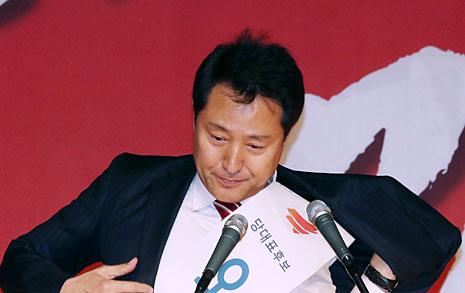황교안 1위, 김진태가 2위 한국당 지지층 청개구리?
