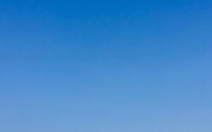[사진] 미세먼지가 걷힌 동해바다