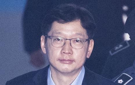 보석 호소한 김경수, 15분간 심경 토로한 재판장