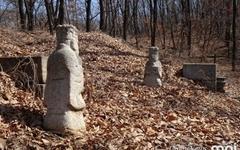 [모이] 북한산 자락의 버려진 무덤, 가장 쓸쓸한 풍경