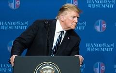 트럼프 '깜짝 제재철회' 백악관도 화들짝 '롤러코스터'