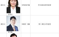 정의당 강원도당, 내년 총선 출마 예상 후보군 공개