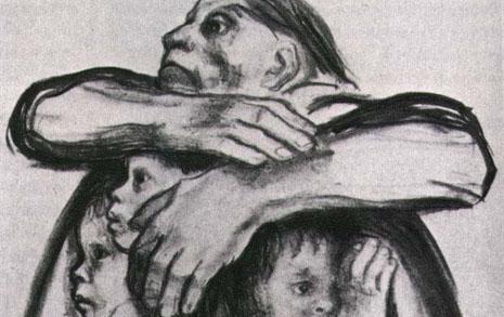 나치가 기를 쓰고 막으려던 여자의 그림