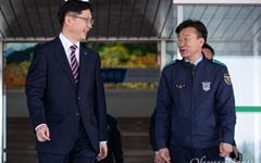 [오마이포토] 밝은 미소 되찾은 김경수