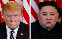 """미 국무부 """"트럼프, 북한에 실망했지만 협상 열려있어"""""""