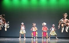춤으로 피어난 아이들... 짐바브웨와 한국 어린이 공연