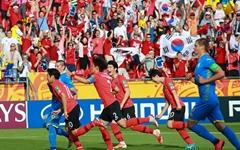 문 대통령, U-20 월드컵 대표팀 만난다