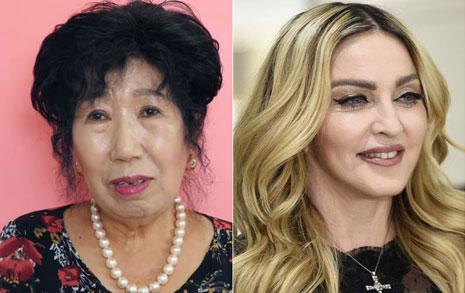 박막례와 마돈나, 나이 든 여성은 사라지지 않는다