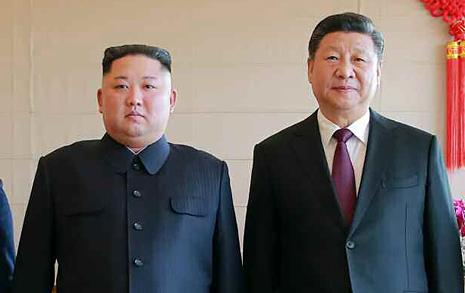 """외신 """"시진핑 첫 방북, 중국 존재감 보여주려는 것"""""""