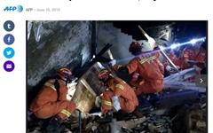중국 쓰촨성 규모 6.0 강진... 최소 12명 사망·134명 부상