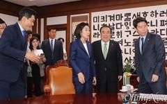 인사청문회와 국회 정상화는 별개? 고민 커지는 한국당
