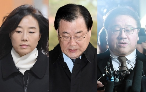'세월호 특조위 방해' 이병기·조윤선 1심 집유... 안종범 무죄