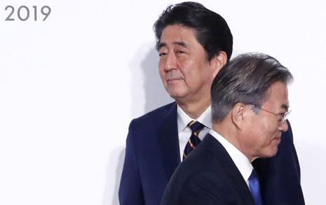 일본이 꺼내든 '무역보복', 잘못한 쪽이 몽둥이 든 셈