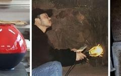 강서대묘의 옻칠 벽화, 당장 가서 복원·보수하고 싶어