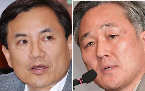 '김원봉' 꺼낸 김진태, '박정희'로 응수한 표창원