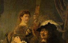 렘브란트는 자신의 초상화를 왜 이렇게 그렸을까