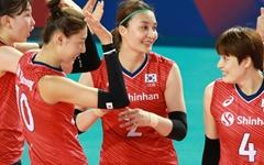 '황금세대' 여자배구 올림픽 예선전, 지상파 '전 경기 생중계'