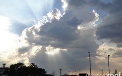 개구리 알, 솜사탕, 물고기 떼... 태풍이 만든 구름