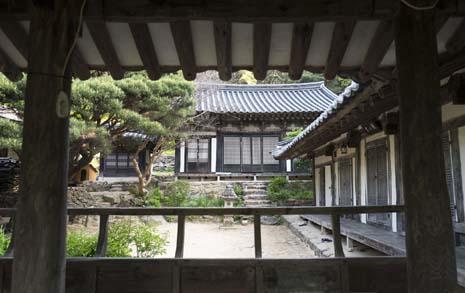 영국 왕실이 대를 이어 방문한 한국의 절