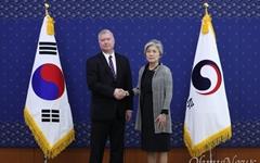 """미 국무부 """"비건, 20∼22일 한국 방문... 북한 비핵화 조율"""""""