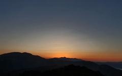 [사진] 새벽에 지리산 노고단에 오르는 이유