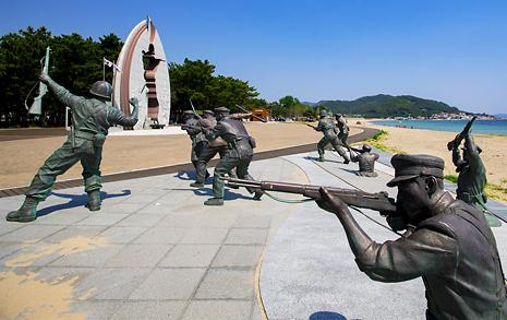 청년 139명이 죽음으로 한국을 구해냈다