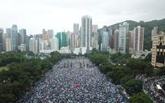"""'결전의 날' 홍콩... """"경찰이 건들지 않으면 충돌은 없다"""""""