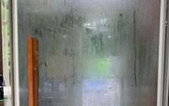 [모이] 습기가 가득찬 ATM 출입문... 이건 아니다